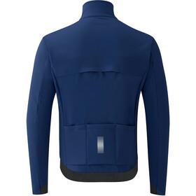 Shimano Giacca Softshell Uomo, blue